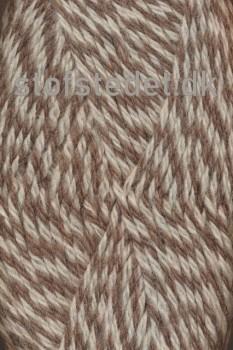Lima 2-farvet off-white-lysebrun