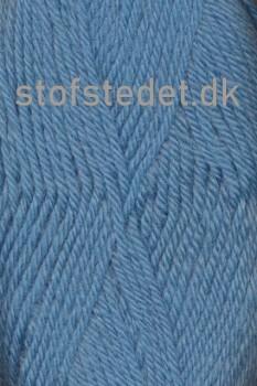 Lima 100% Peru uld fra Hjertegarn i Turkis/blå