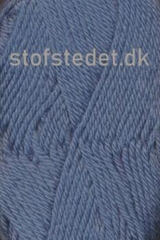 Lima 100% Peru uld fra Hjertegarn i Støvet blå