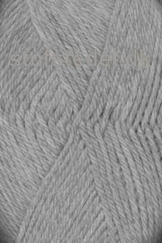 Lima 100% Peru uld fra Hjertegarn i Lysegrå