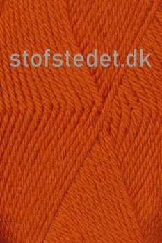 Lima 100% Peru uld fra Hjertegarn i Orange