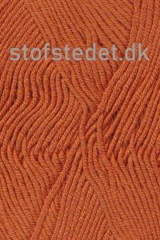 Hjertegarn | Merino Cotton - Uld/bomuld i Lys brændt orange