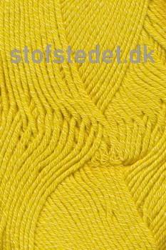 Hjertegarn | Merino Cotton - Uld/bomuld i Støvet gul