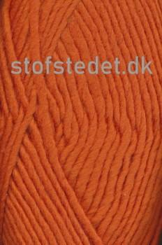 Naturuld støvet orange 3259