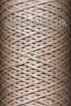Nova Vita 4 Recycled cotton flerfarvet i sand/brun - DMC