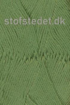 Organic Cotton/Økologisk bomuldsgarn i Grøn