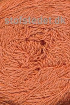 Organic 350 Wool/Cotton Gots certificeret i Lys brændt orange