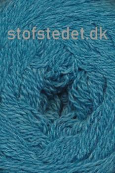 Organic 350 Wool/Cotton Gots certificeret i Petrol