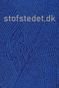 Perle Acryl | Akrylgarn fra Hjertegarn i koboltblå