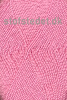 Perle Acryl | Akrylgarn fra Hjertegarn i rosa