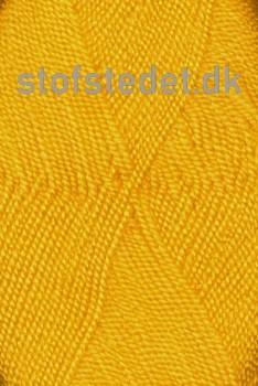 Perle Acryl | Akrylgarn fra Hjertegarn i sol gul