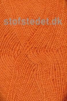 Perle Acryl | Akrylgarn fra Hjertegarn i orange