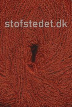 Rustic Baby Alpaca i rust | Hjertegarn