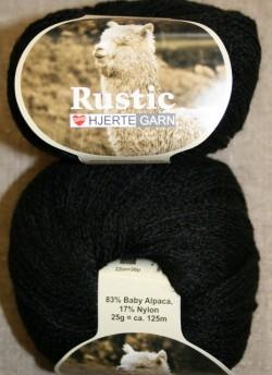 Rustic Baby Alpaca, sort