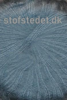 Silk Kid Mohair støvet grå-blå