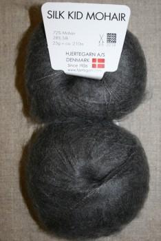 Silk Kid Mohair mørkegrå