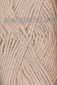 Soon bomuldsgarn i Sand | Hjertegarn