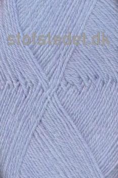 Sock 4 strømpegarn i Baby Lyseblå | Hjertegarn