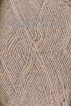 Sock 4 strømpegarn i Beige | Hjertegarn