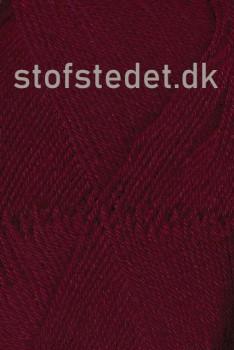 Sock 4 strømpegarn i Bordeaux | Hjertegarn