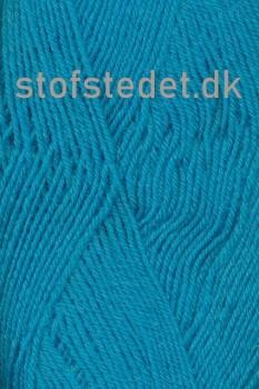 Sock 4 strømpegarn i Turkis | Hjertegarn