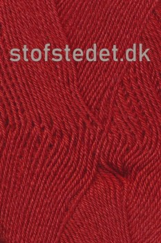 Sock 4 strømpegarn i Brændt orange | Hjertegarn