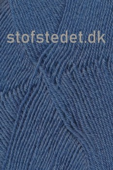 Sock 4 strømpegarn i Denim | Hjertegarn