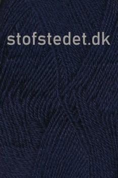 Sock 4 strømpegarn i Mørke blå | Hjertegarn