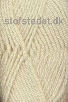 Thule - Uld/Acryl fra Hjertegarn i offwhite 075