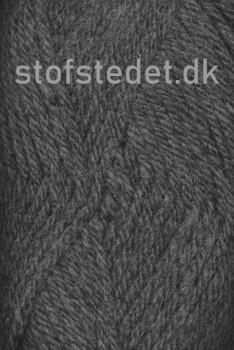 Thule - Uld/Acryl fra Hjertegarn i grå 180