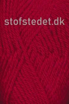Thule - Uld/Acryl fra Hjertegarn i Varm rød 450