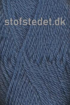 Thule - Uld/Acryl fra Hjertegarn i denim 6800