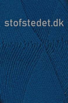 Trunte 100% Merino uld/Superwash i petrol-blå