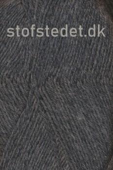 Trunte 100% Merino uld/Superwash meleret Grå