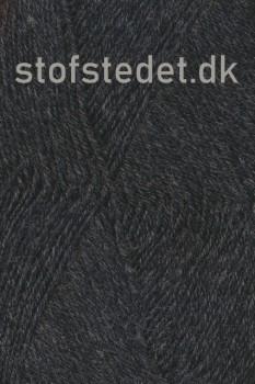 Trunte 100% Merino uld/Superwash meleret Koksgrå