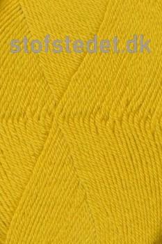Trunte 100% Merino uld/Superwash Støvet gul