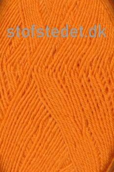 Trunte 100% Merino uld/Superwash Orange