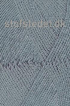 Trunte 100% Merino uld/Superwash i grå-blå