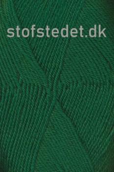 Trunte 100% Merino uld/Superwash Mørkegrøn
