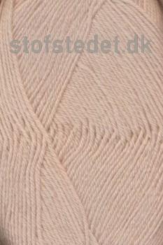 Trunte 100% Merino uld/Superwash Pudder-beige