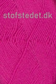Trunte 100% Merino uld/Superwash Pink