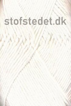 Valencia Cotton/100% bomuld i Offwhite