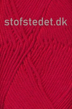 Valencia Cotton/100% bomuld i Rød