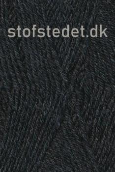 Vital 100% uld i Koksgrå