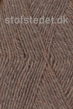 Vital 100% uld i Brun