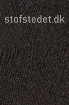 Vital 100% uld i Mørke brun