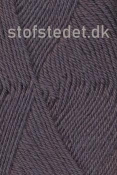 Vital 100% uld i Grå/lyng
