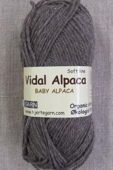 Vidal Alpaca/ Superwash Baby Alpaca i Brun