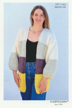 1921 Lisa - Børstet uld