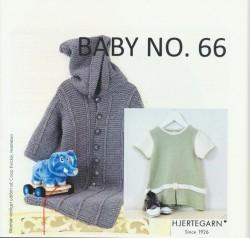 Hæfte baby no. 66